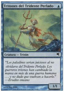 Merfolk of the Pearl Trident Collectors Edition Int