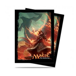 "Fate Reforged: 80 ""Sarkhan Vol"" Sleeves"