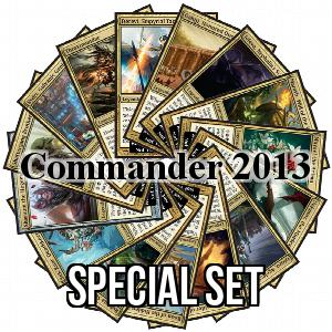 Commander 2013: Oversized Set