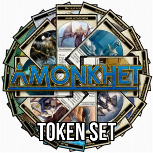 Set de Fichas de Amonkhet