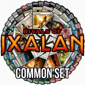 Rivalen von Ixalan: Common Set