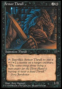 Armor Thrull (Version 1)