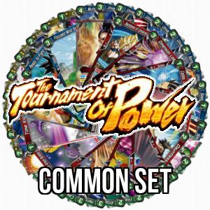 The Tournament of Power: Common Set