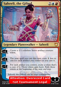 Saheeli, the Gifted (V.2)