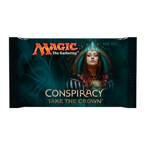 Booster de Conspiracy: Take the Crown