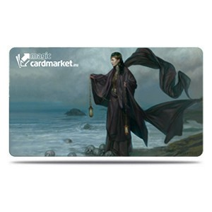 "Magiccardmarket ""Woman by the Sea"" by Volkan Baga Playmat"