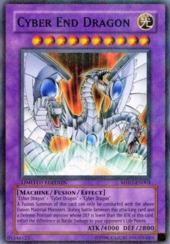 Dragon Cyber Ultime (Actualisé de : Cyber Dragon Ultime)
