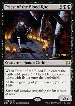 Priest of the Blood Rite