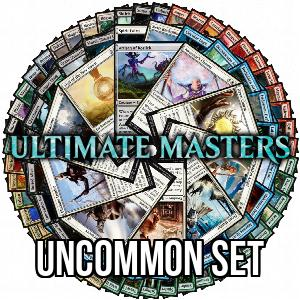 Ultimate Masters: Uncommon Set