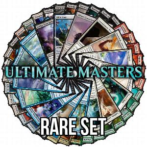 Ultimate Masters: Rare Set