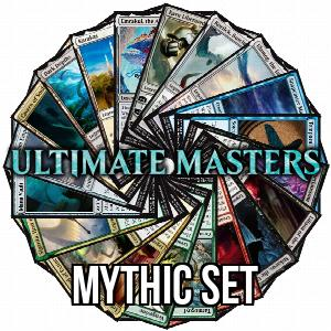 Set de Mythiques de Ultimate Masters