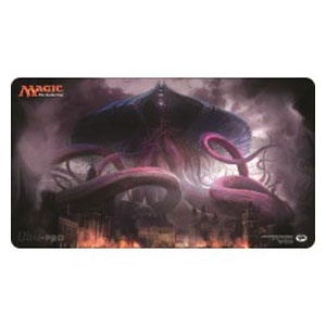 "Luna de horrores: Tapete ""Emrakul, the Promised End"""