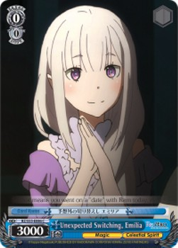 Unexpected Switching, Emilia