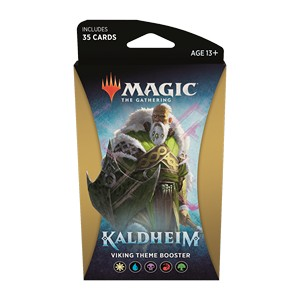 Theme Booster de Kaldheim (Viking)