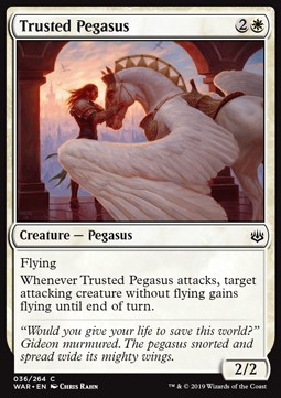 Trusted Pegasus