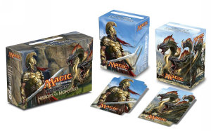 Duel Decks: Heroes vs. Monsters Deck Box