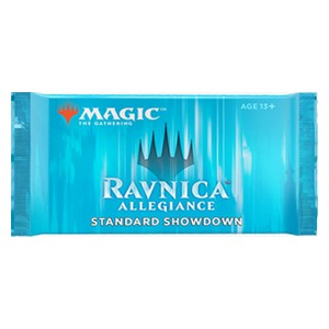 Ravnica Allegiance Standard Showdown Booster