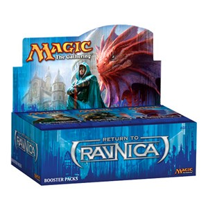 Box di buste di Return to Ravnica