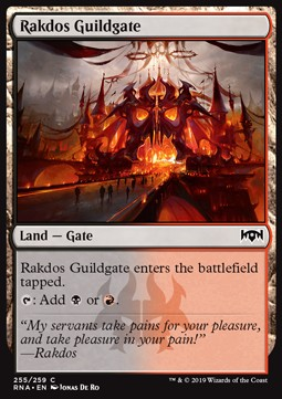 Rakdos Guildgate (Version 1)