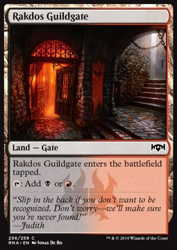Rakdos Guildgate (Version 2)