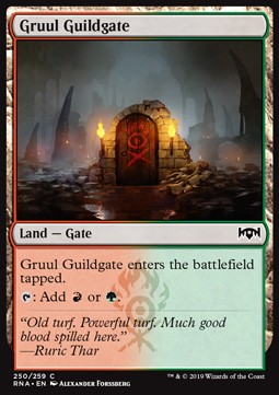 Gruul Guildgate (Version 2)