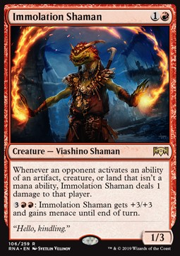 Immolation Shaman