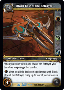 Black Bow of the Betrayer
