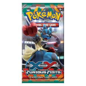 Furious Fists Booster
