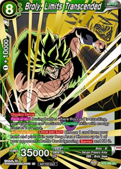 Broly, Limits Transcended (Version 3 - Promo)