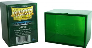 Dragon Shield Gaming Box (Green)