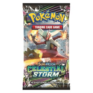 Celestial Storm Booster