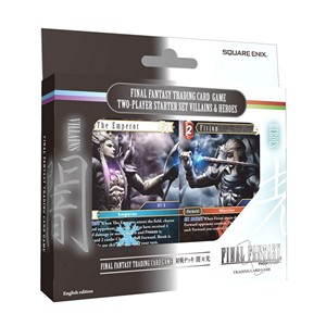Villains & Heroes Two-Player Starter Set