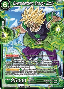 Overwhelming Energy Broly