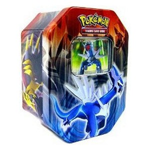 2009 Spring Collector's Tins: Dialga LV.X Tin