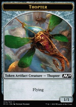 Thopter Token (Artifact 1/1)