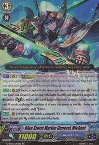 Blue Storm Marine General, Michael [G Format]