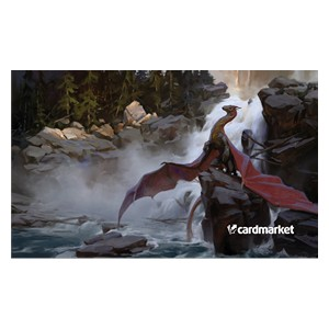 "Cardmarket ""Red Dragon"" Playmat"
