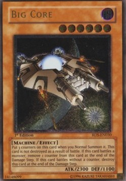 B.E.S. Big Core (Version 2 - Ultimate Rare)
