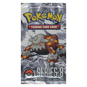 POP Series 8 Booster