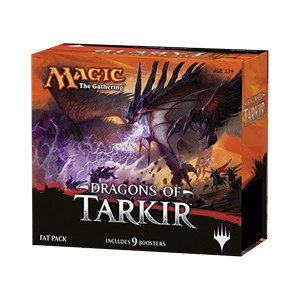 Dragones de Tarkir Fat Pack