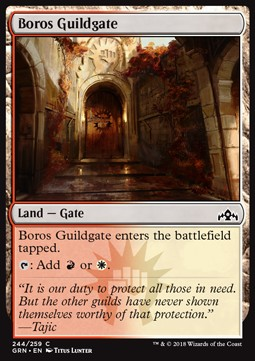 Boros Guildgate (Version 2)