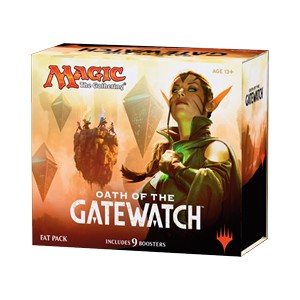 Fat Pack di Oath of the Gatewatch