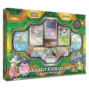 Legacy Evolution Collection