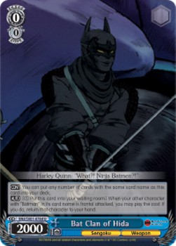Bat Clan of Hida (V.4 - Uncommon)