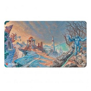 "Double Masters: ""Urza Lands"" Playmat"