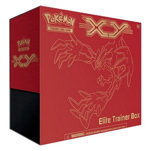 Elite Trainer Box de XY (Yveltal)