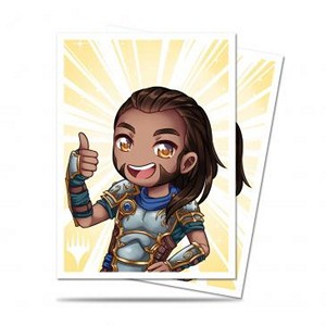 100 Chibi Gideon - Good Job! Sleeves