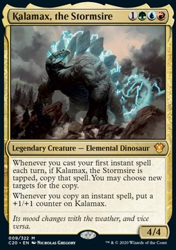 Kalamax, the Stormsire (V.1)