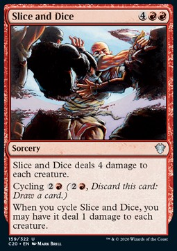 Slice and Dice