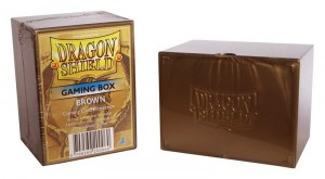Dragon Shield Gaming Box (Brown)